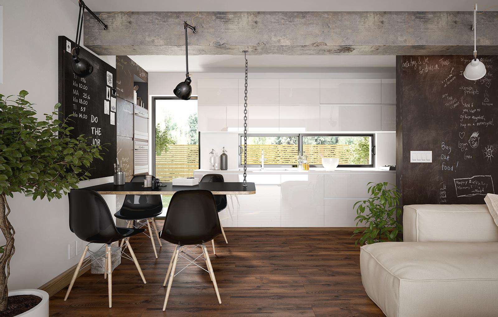 Elegancja w małym mieszkaniu